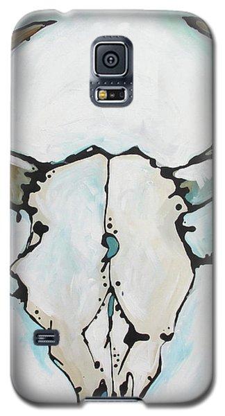 Bison Skull #2 Galaxy S5 Case