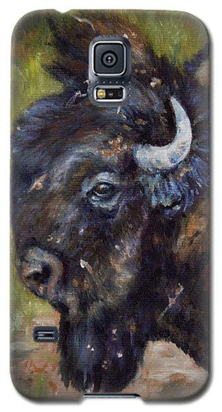 Bison Study 5 Galaxy S5 Case