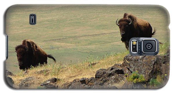 Bison Watch Galaxy S5 Case