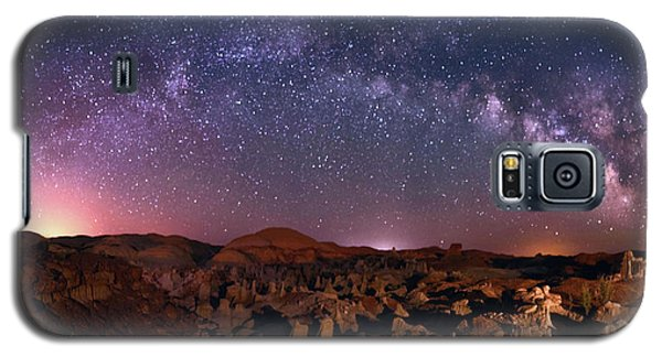 Bisti Badlands Night Sky - 2 Galaxy S5 Case