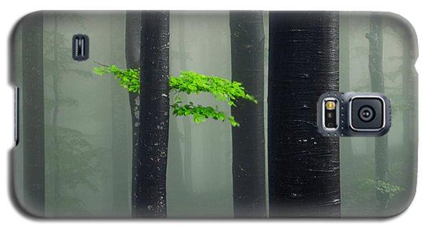 Bit Of Green Galaxy S5 Case