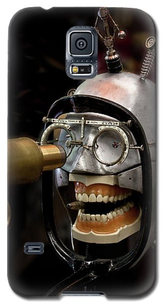 Bite The Bullet - Steampunk Galaxy S5 Case by Betty Denise