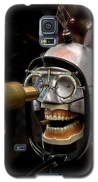 Bite The Bullet - Steampunk Galaxy S5 Case
