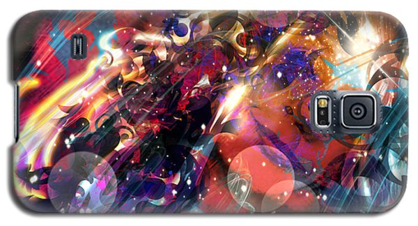 Bitter Sweet Symphony Galaxy S5 Case