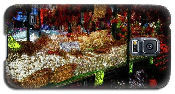 Biward Market Garlic Galaxy S5 Case