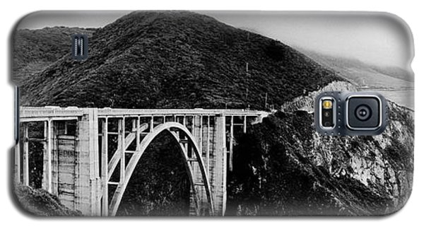 Bixby Bridge - Big Sur - California Galaxy S5 Case
