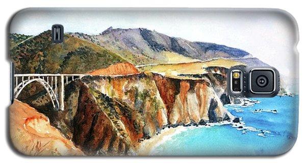 Bixby Bridge Big Sur Coast California Galaxy S5 Case