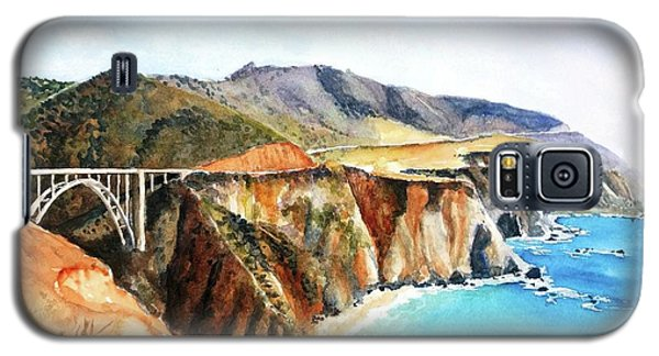 Bixby Bridge Big Sur Coast California Galaxy S5 Case