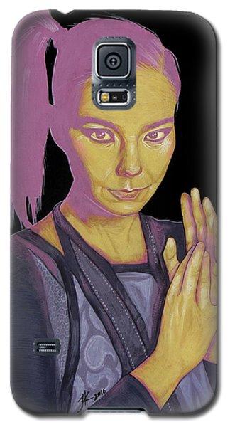 Bjork Galaxy S5 Case