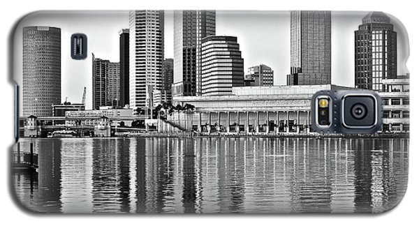 Black And White In The Heart Of Tampa Bay Galaxy S5 Case