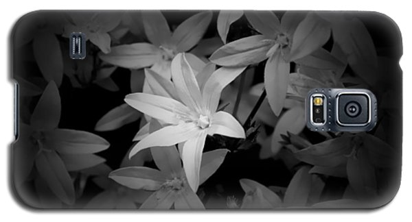 Galaxy S5 Case featuring the photograph Black And White by Milena Ilieva