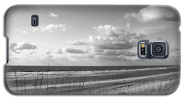 Black And White Ocean Scene Galaxy S5 Case