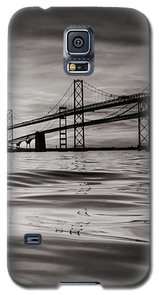 Black And White Reflections 2 Galaxy S5 Case