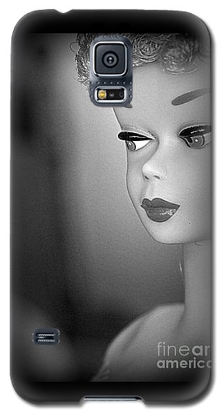 Black And White Reproduction Galaxy S5 Case