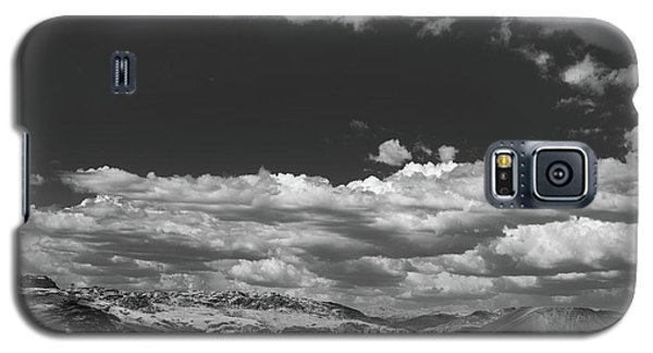 Galaxy S5 Case featuring the photograph Black And White Small Town  by Jingjits Photography