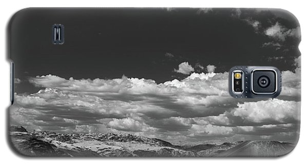 Black And White Small Town  Galaxy S5 Case