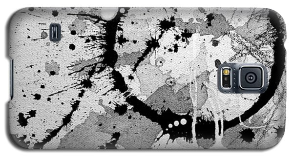 Black And White Two Galaxy S5 Case