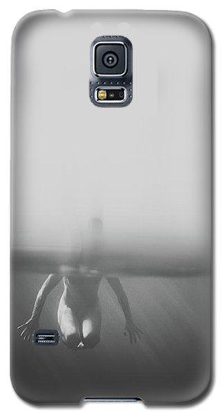Black And White Underwater Galaxy S5 Case