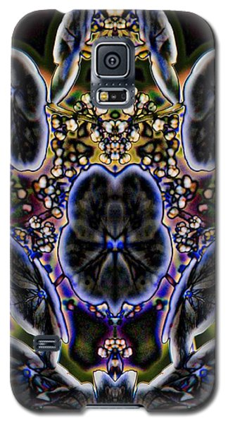 Black Angel Galaxy S5 Case