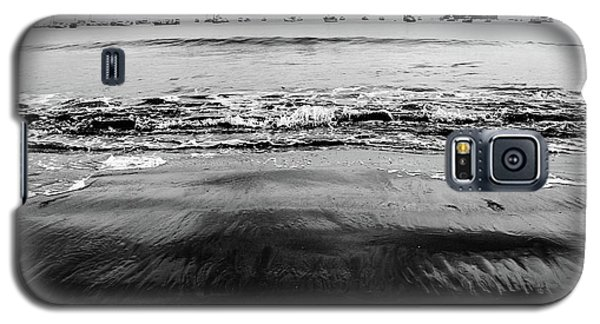 Black Beach  Galaxy S5 Case