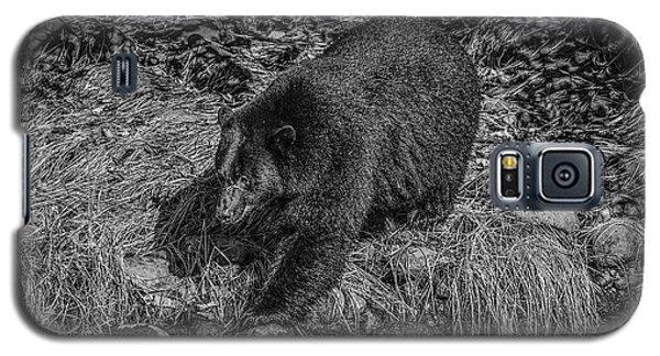 Black Bear Salmon Seeker Galaxy S5 Case