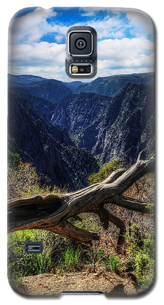 Black Canyon Of The Gunnison First Look Galaxy S5 Case