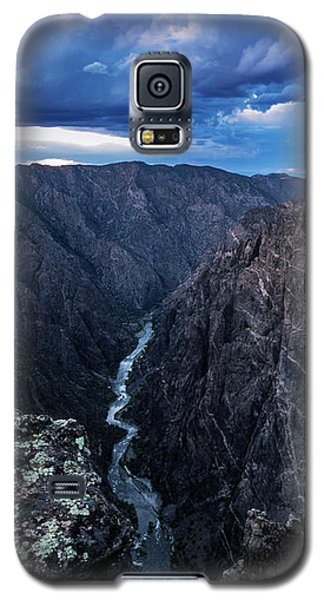 Black Canyon Of The Gunnison National Park Galaxy S5 Case