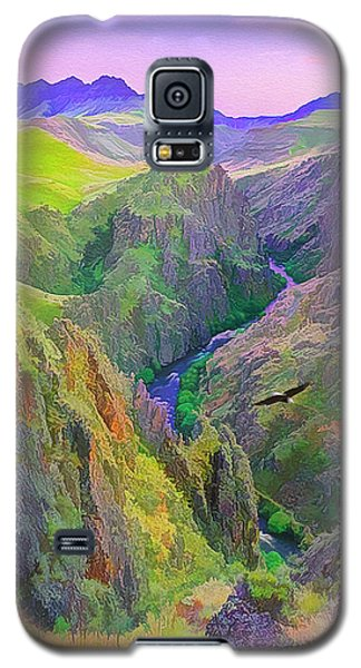 Black Canyon Galaxy S5 Case
