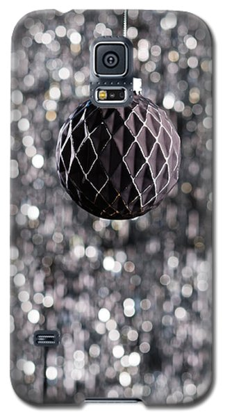 Galaxy S5 Case featuring the photograph Black Christmas by Ulrich Schade