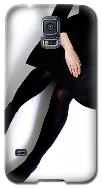 Black Dress #5429 Galaxy S5 Case