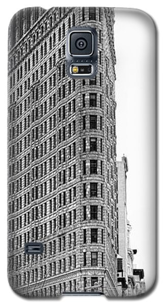 Black Flatiron Building II Galaxy S5 Case