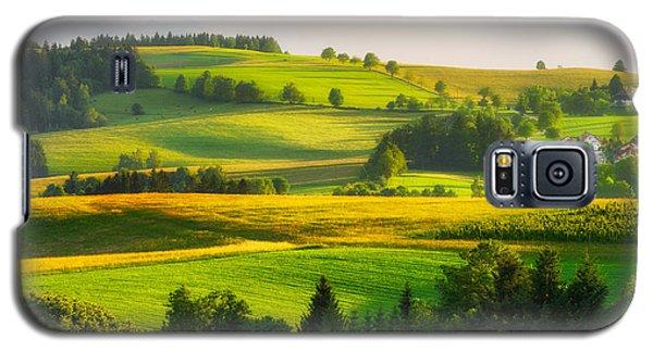 Black Forest Landscape Galaxy S5 Case