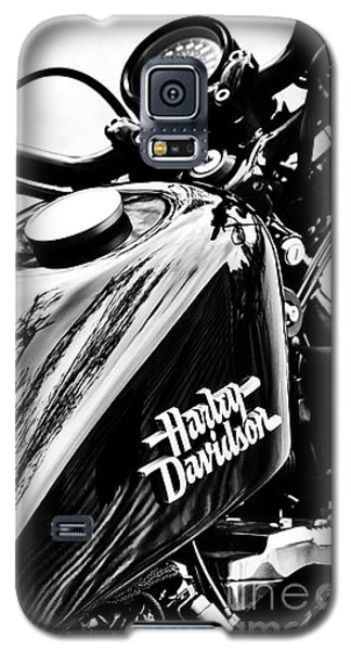 Black Harley Galaxy S5 Case