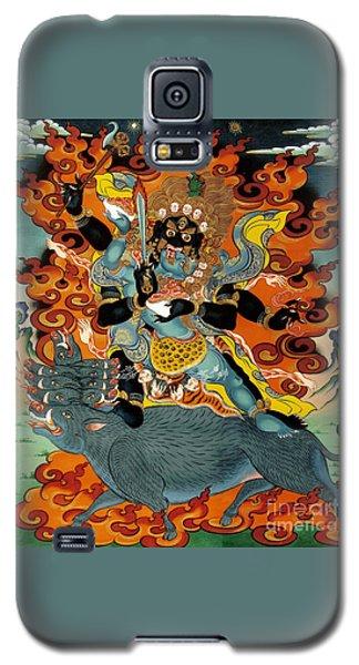 Black Hayagriva Galaxy S5 Case