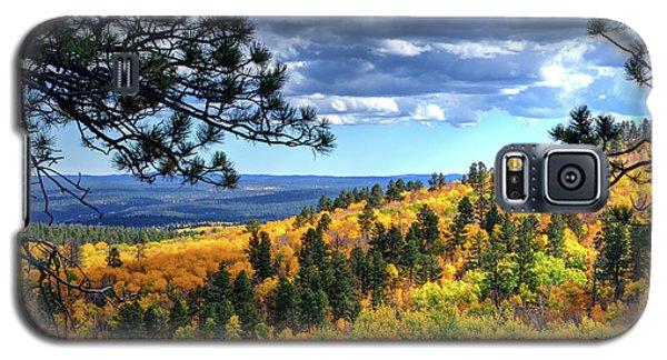 Black Hills Autumn Galaxy S5 Case