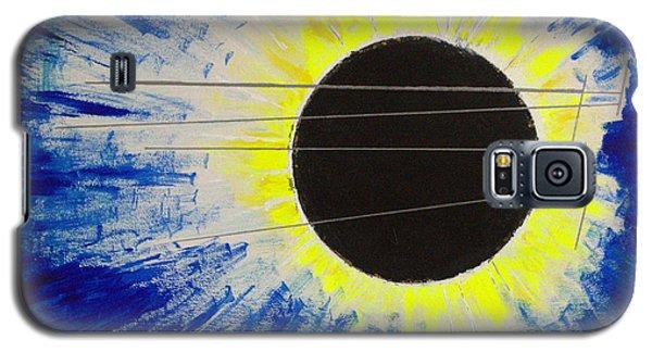 Black Hole Blues Galaxy S5 Case