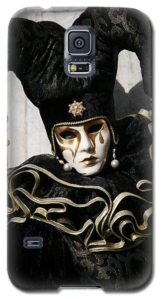 Black Jester Galaxy S5 Case