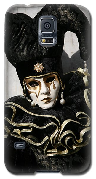 Black Jester Galaxy S5 Case