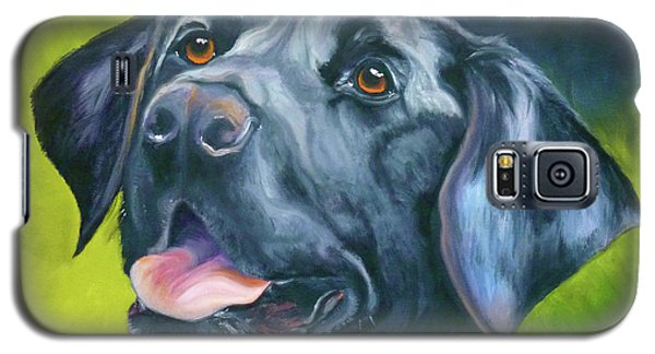 Black Lab Forever Galaxy S5 Case