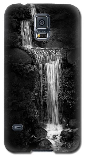 Black Magic Waterfall Galaxy S5 Case by Peter Thoeny