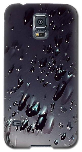 Black Rain Galaxy S5 Case by Steven Milner