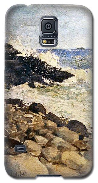 Black Rocks - Lake Superior Galaxy S5 Case