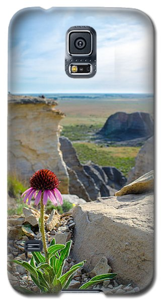 Black Sampson In The Badlands Galaxy S5 Case