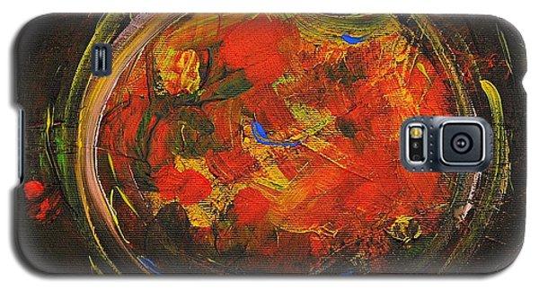 Black Sun Galaxy S5 Case