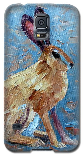 Black-tailed Jackrabbit Galaxy S5 Case