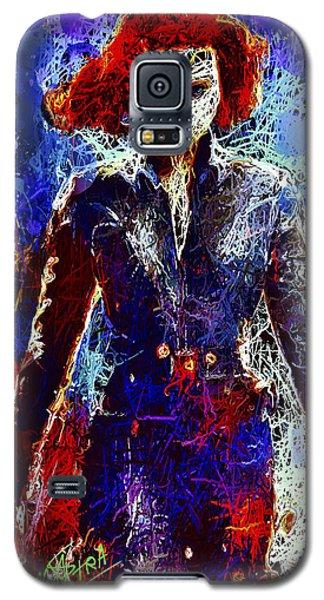 Black Widow Galaxy S5 Case