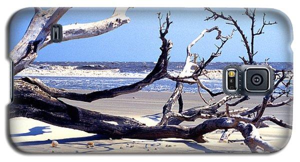 Blackbeard Island Beach Galaxy S5 Case