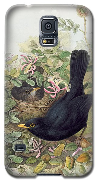 Blackbird,  Galaxy S5 Case by John Gould