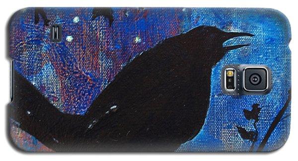 Blackbird Singing Galaxy S5 Case