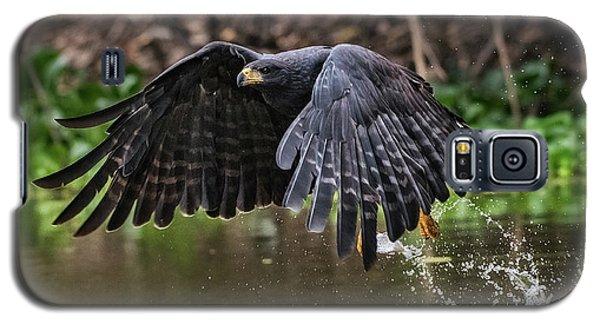 Blackhawk Fishing #1 Galaxy S5 Case by Wade Aiken